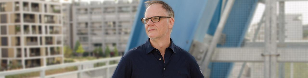 Uwe Kauss. Autor.